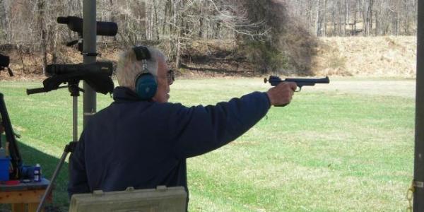 Pistol Shoot